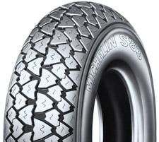 Scooter Front/Rear S83 - Scooter Tires