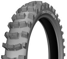 Motorcross Rear Starcross Sand 4 Tires